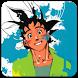 Super Goku Dragon Ball by DieselPunks Apps