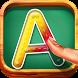 Preschool Kids Tracing Letters by Happy Baby Games - Free Preschool Educational Apps