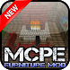 Furniture MODS For MCPE.+ by arapon
