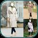 Women Winter Long Coat by LinkopingApps