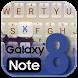 Samsung Note 8 Theme&Emoji Keyboard by Music Emoji Keyboard Theme