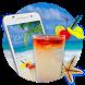 Hot Summer Theme: Tropical Sunny Beach wallpaper by Theme King