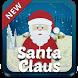 Santa Claus Keyboard by SuperColor Themes
