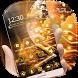 Luxury Gold Technology Theme