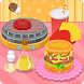 Burger Master, Cooking Games by bweb media