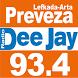 93,4 Radio DeeJay by looksomething.com