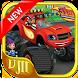 Blaze Monster Machines Truck by TukangApp