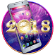 2018 New Year by Cool Theme Love