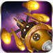Blast Off! - Retro Rocket Ride by Seven Talismans, LLC