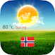 Norway weather by D R Developers