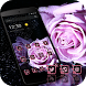 Purple Rose Romantic Theme by Theme Lovely