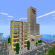 Ghost City map for MCPE by Bhavya