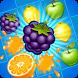 Juice Garden - Fruit match 3 by momogame