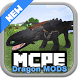 Dragon MODS For MCPE by Frank Bia Studio