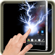 Screen Touch Electric Shock by White Hills Apps