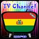 Info TV Channel Bolivia HD by Tv channel info online