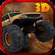 3D Monster Truck Parking by Gamerz Studio Inc.