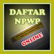 Daftar NPWP Online by JebagGodev
