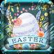 Easter Eggs Spring Posy Theme by bestthemedeveloper