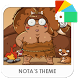 Tribal Girl Xperia Theme by Nota Dao