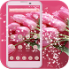 Pink Flower Theme pink love by fancy themes