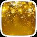 Gold Christmas Heart Theme by yuqingtheme