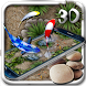 Free Koi Fish 3D Theme With Animation by 3D Themes World