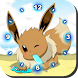 Chic: Eevee Clock eeveelutions by Chic Apps