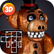 7 Nights at Pizza House 3D by Cartoon World Games