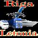 transport to Riga - Latvia by Luciano Omar Caccia