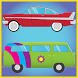 Kids Car & Tractor Puzzles by TitanForge