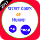 Secret Codes of Huawei by RondniApps