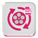 iconv: convert video to MP3 by appspiritlife