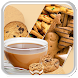 Tasty Biscuits Live Wallpaper by creative 3D Themes