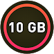 10 GB Storage Space cleaner - ram memory booster by thehelpfultech