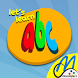 learn abc alphabets by kido game