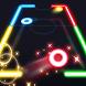 Glow Air Hockey by mobistar