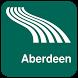Aberdeen Map offline by iniCall.com