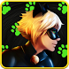 Miraculous Cat Noir Superhero by Apps from Mars