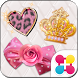 Stamp Pack: Princess Glitter by +HOME by Ateam