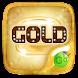 Luxury Gold GO Keyboard Theme by GOMO Dev Team