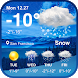 New Weather App & Widget for 2018 by Weather Widget Theme Dev Team