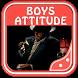 Boys Attitude Status by Baklawa