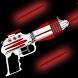 Pistola Laser Roja by Appchulas