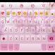 Love Sakura Emoji Keyboard by Themes Dialer and Keyboard