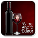 Wine Photo Frame by Whatsbook