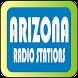 Arizona Radio Stations by Tom Wilson Dev
