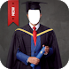 Graduation Gown Suit by Picapps