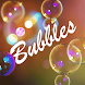 Pink Bubbles Live Wallpaper by Keyboard and HD Live Wallpapers