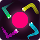 Idle Snakes Vs Balls by Niceteen Games